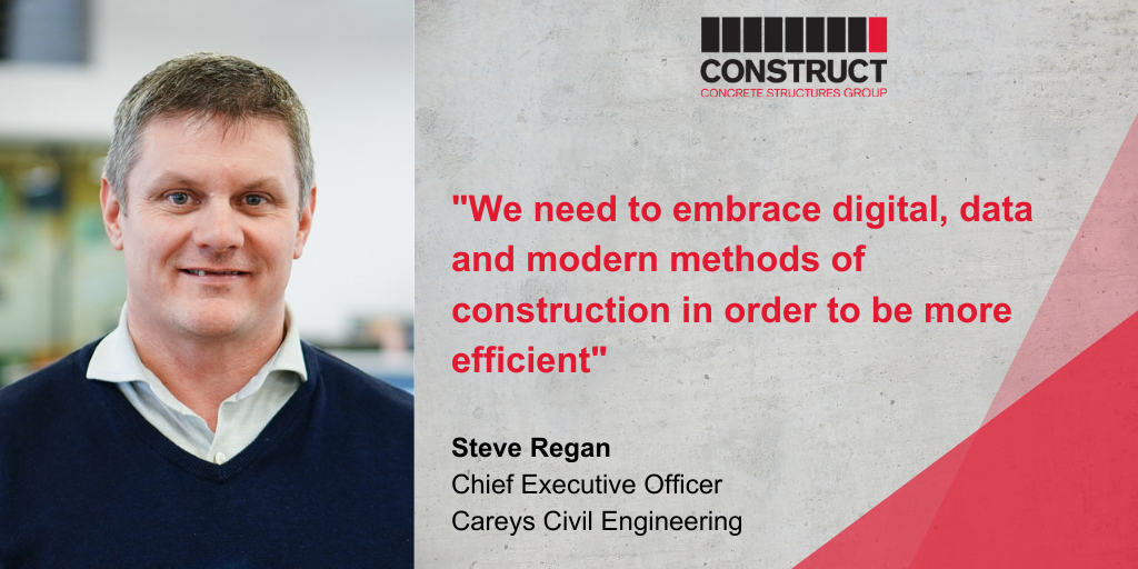 Member Interview Series: Steve Regan – Carey's Civil Engineering