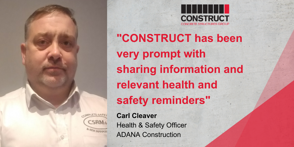 Member Interview Series: Carl Cleaver – ADANA Construction