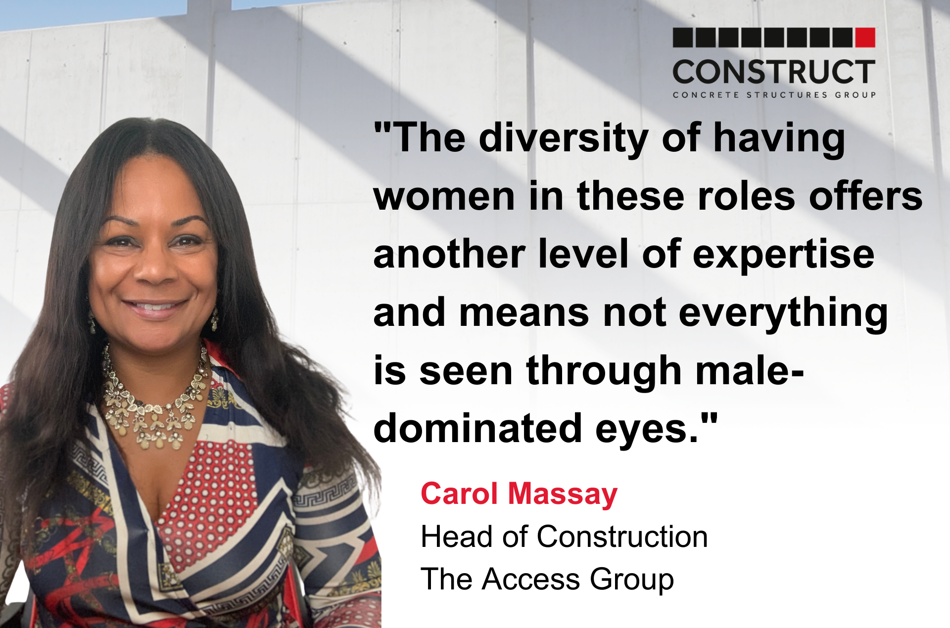 Member Interview Series: Carol Massay – The Access Group