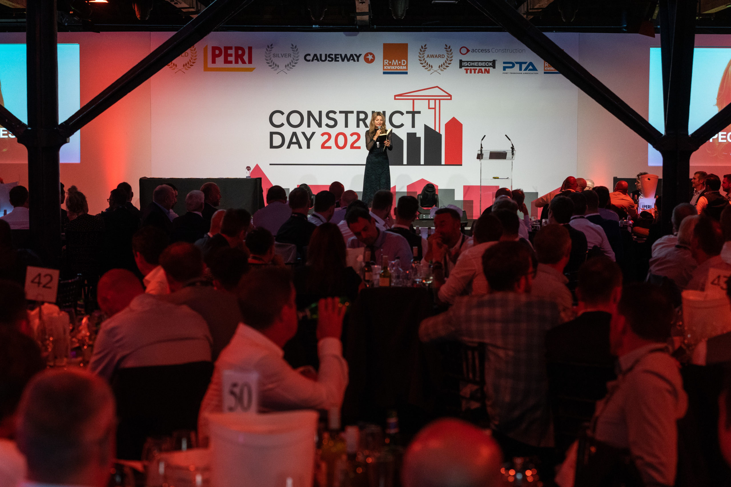 CONSTRUCT Day & Awards 2021 Steps Up for Post-Pandemic Return